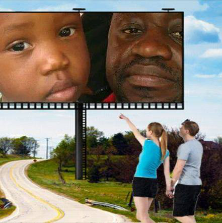 Basoga billboard