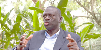 Dr Besigye