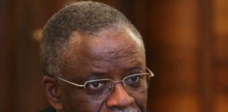 Ex-premier Amama Mbabazi