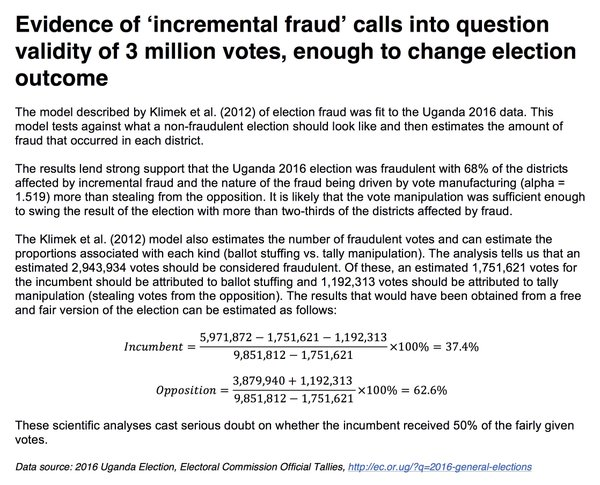 Evidence law in the ugandan jurisdiction