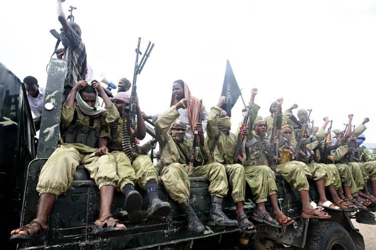 Image result for al shabaab attack military base in somalia