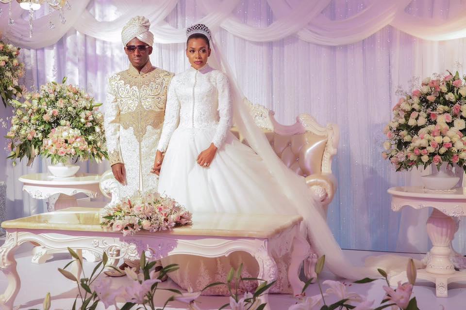 SK Mbuga\'s lavish wedding in photos - Eagle Online