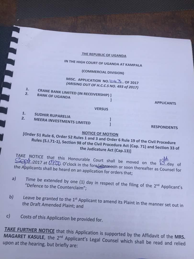 civil procedure act uganda pdf