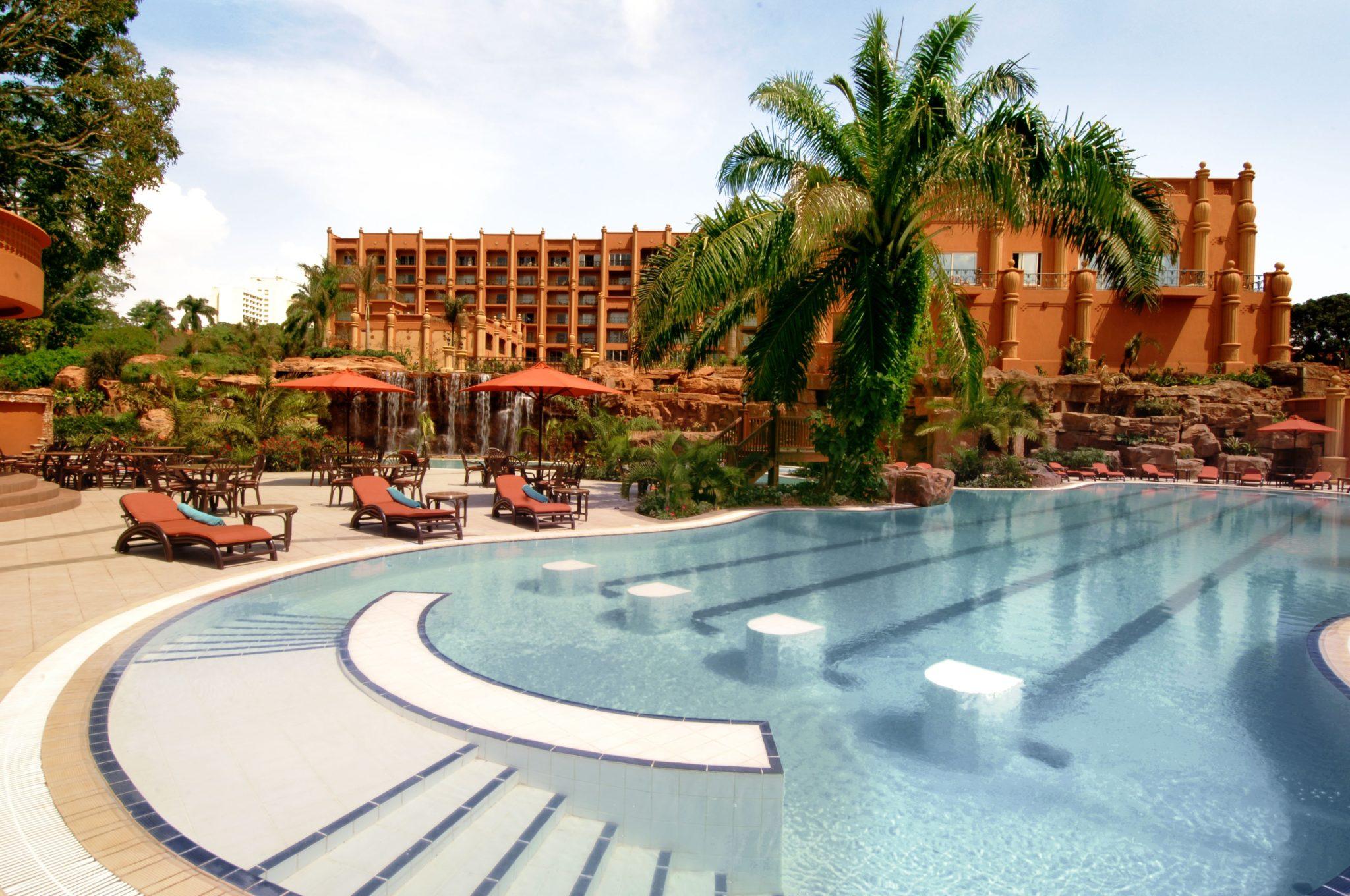 Leading Hotel In Uganda The Kampala Serena