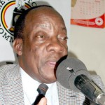 Electoral commission (EC) Chairperson , Badru Kiggundu