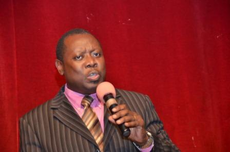 Bishop Isaiah Mbuga,