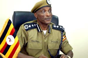 Gen. Kale Kayihura