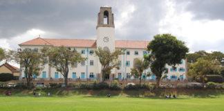 Makerer University Main Administration