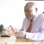 Prof . Gilbert Bukenya is a former Vice President of the Republic of Uganda and lately, he says he wants to oust his former boss