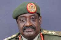 Gen David Tinyefuza