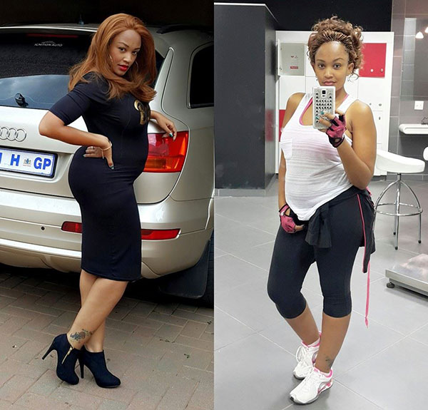 Looking at Zari, it is hard to imagine she is a mother of four,