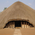 Kasubi Tombs in Kampala, Uganda