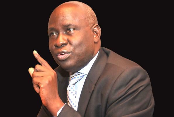 ANNOUNCED DR BESIGYE'S RETURN: FDC stalwart Mr Wafula Oguttu