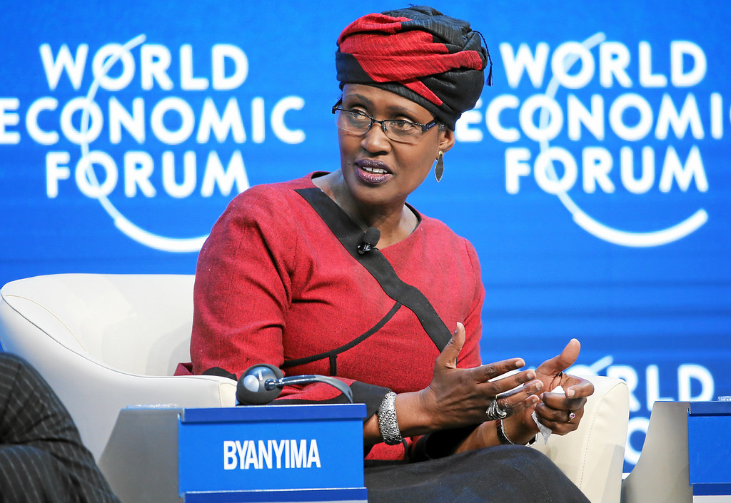 Byanyima is the executive director of Oxfam International, to which she was appointed in May 2013.