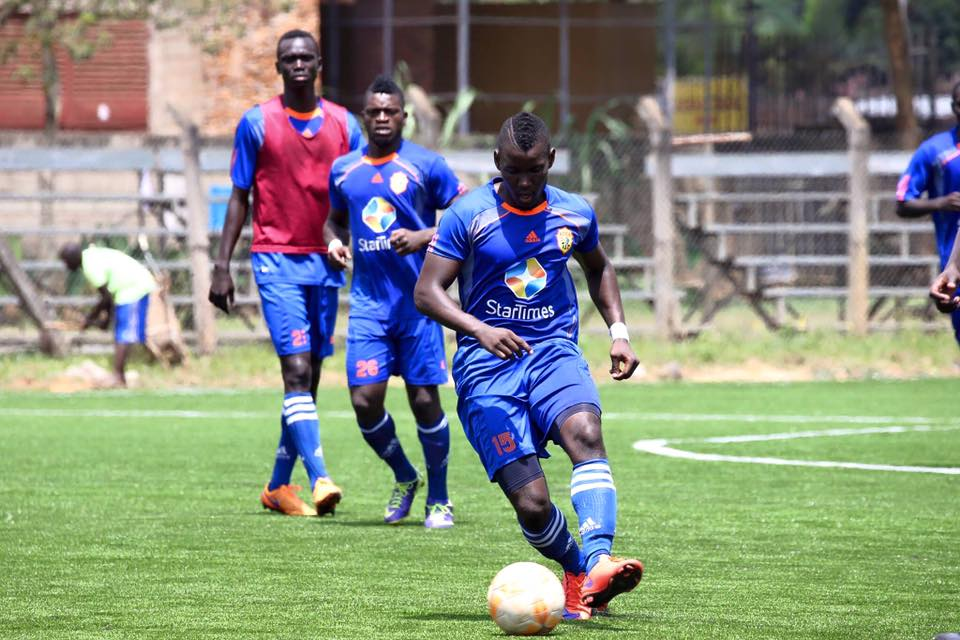 By Tuesday's match encounter, KCCA and Nelson Ssenkatuka were still recovering from the 1-0 loss to BUL FC at Wankulukuku last week.
