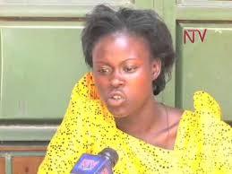 Africa's youngest legislator Proscovia Alengot