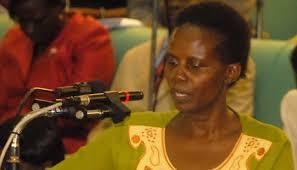 Out,Lt.Col. Sarah Mpabwa