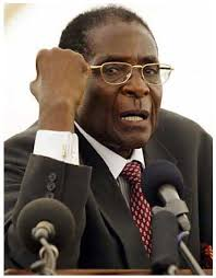 MUGABE: His farm and rural house had been 'targeted for bombing''.