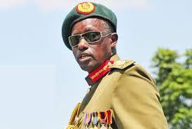 In, Veteran Gen. Elly Tumwine
