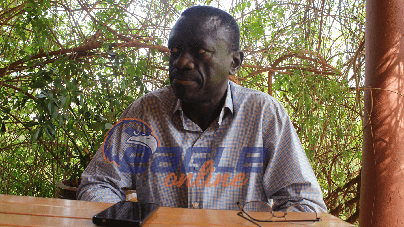 WEIGHED IN ON THE MATTER: Dr Kizza Besigye