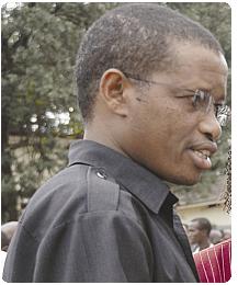 Emmanuel Ndahiro, Rwanda's former Chief of Intelligence