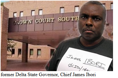 James Ibori, Former Governor of Delta State