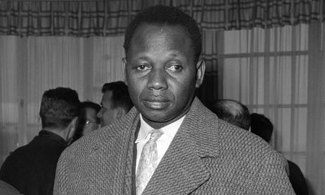 Mamadou Pouye, former Senegalese minister