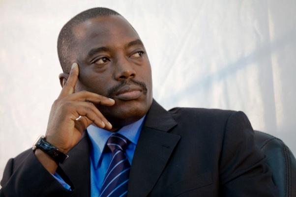 NEVER ASKED FOR THIRD TERM? DRC President Joseph Kabila