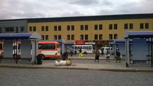 The multi-million dollar Kigali Bus Terminal