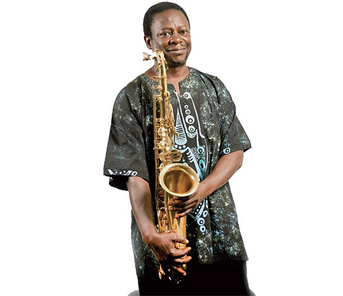 Moses Matovu, who is a composer, arranger, saxophonist, flutist and vocalist, is respected by the band members as a disciplinarian.