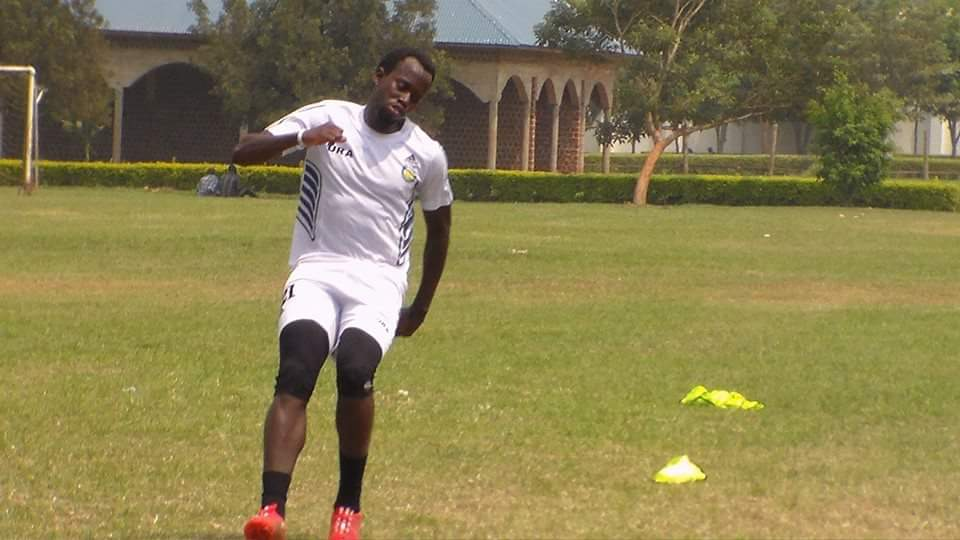 Kabugo now at URA is aiming for the very top, and says he wants to return to the national fold soon
