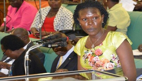 NRM CANDIDATURE PETITIONER: Evelyn Anite