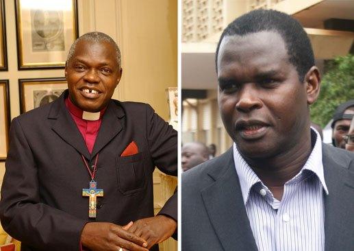 Pastor Kayanja's brother Archbishop Sentamu okays Homosexuality