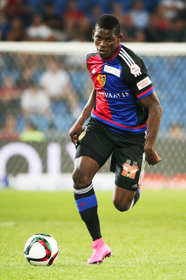 The teenage star has received plenty of praise and Jose Mourinho has good links with Basel