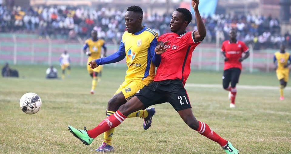 Vipers progress 2-1 on aggregate having won the first leg 1-0 at Nakivubo stadium