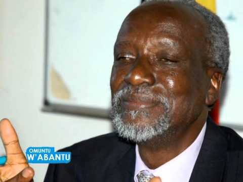 Uganda's Minister for Esast Africa Community Affairs Hon Ali Kirunda Kivejinja