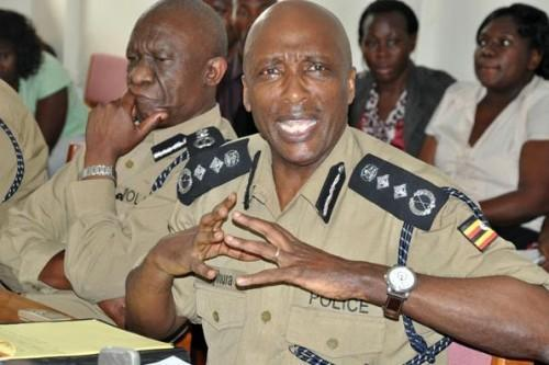 PROMISED TO GET TO THE BOTTOM OF THE CASE: IGP General Kale Kayihura