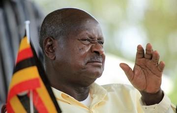 TO OPEN SUMMIT: president Yoweri Museveni