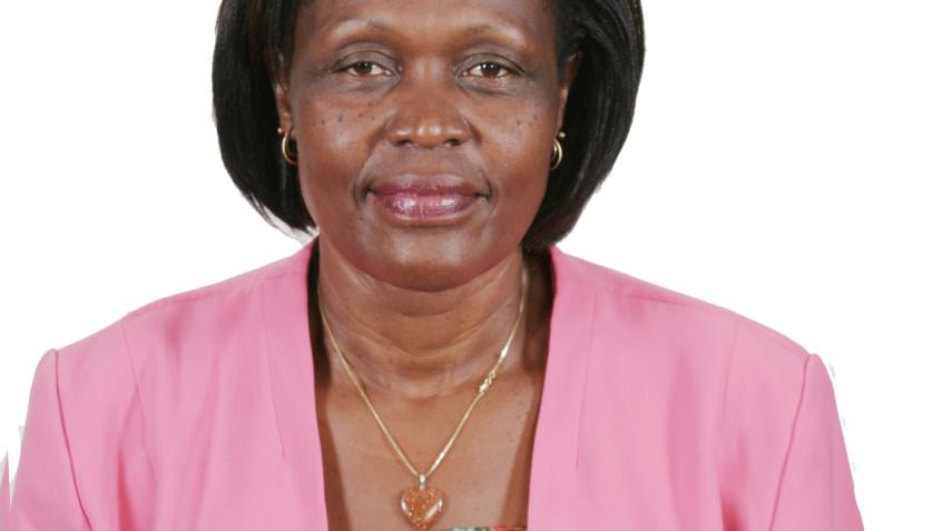 REJECTED 'NAADS' MONEY: Kitgum MP Beatrice Atim Anywar aka Mama Mabira