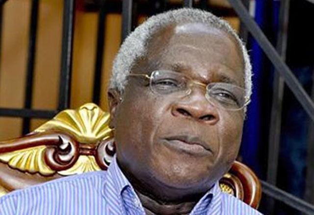 Mozambican opposition leader Afonso Dhlakama