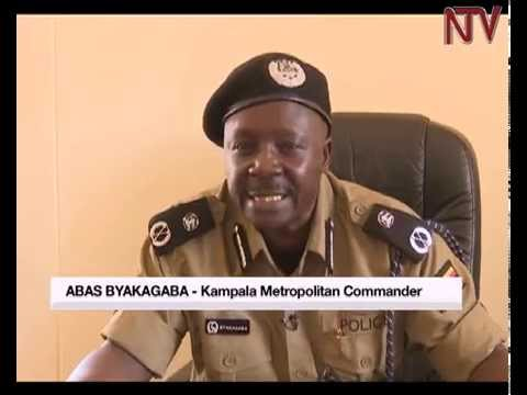 TRANSFERRED: AIGP Abas Byakagaba, the former Kampala Metropolitan Police (KMP) Commander