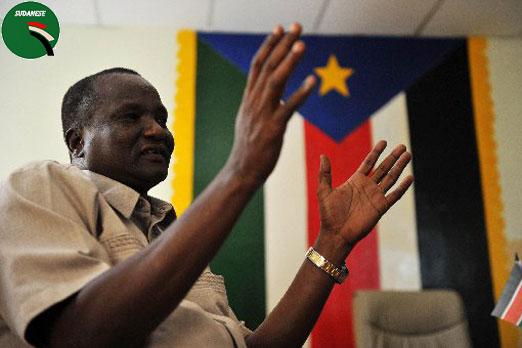 NEW VP: Gen Taban Deng Gai. Photo/sudaneseonline.org