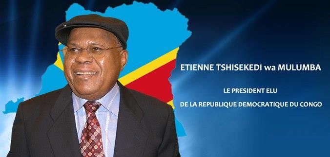 DRC OPPOSITION GURU: Perennial politician Etienne Tshisekedi wa Mulumba