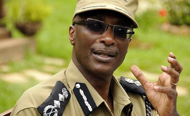 EFFECTED ADMINISTRATIVE CHANGES: IGP Gen Kale Kayihura