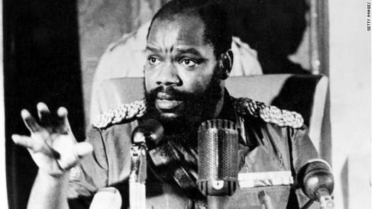 General Emeka Ojukwu