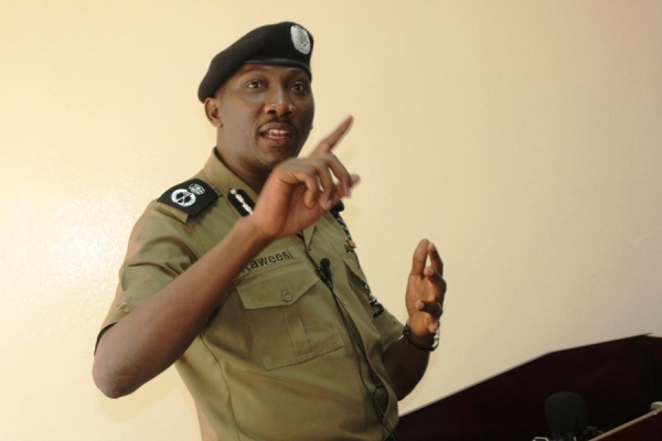 Police mouthpiece Felix Kaweesi, issued the warning.