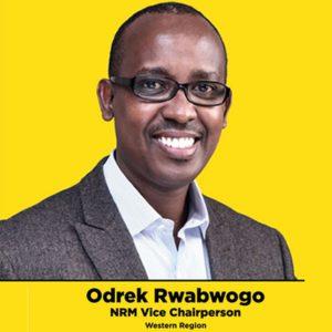 Committee Member, Odrek Rwabwogo.