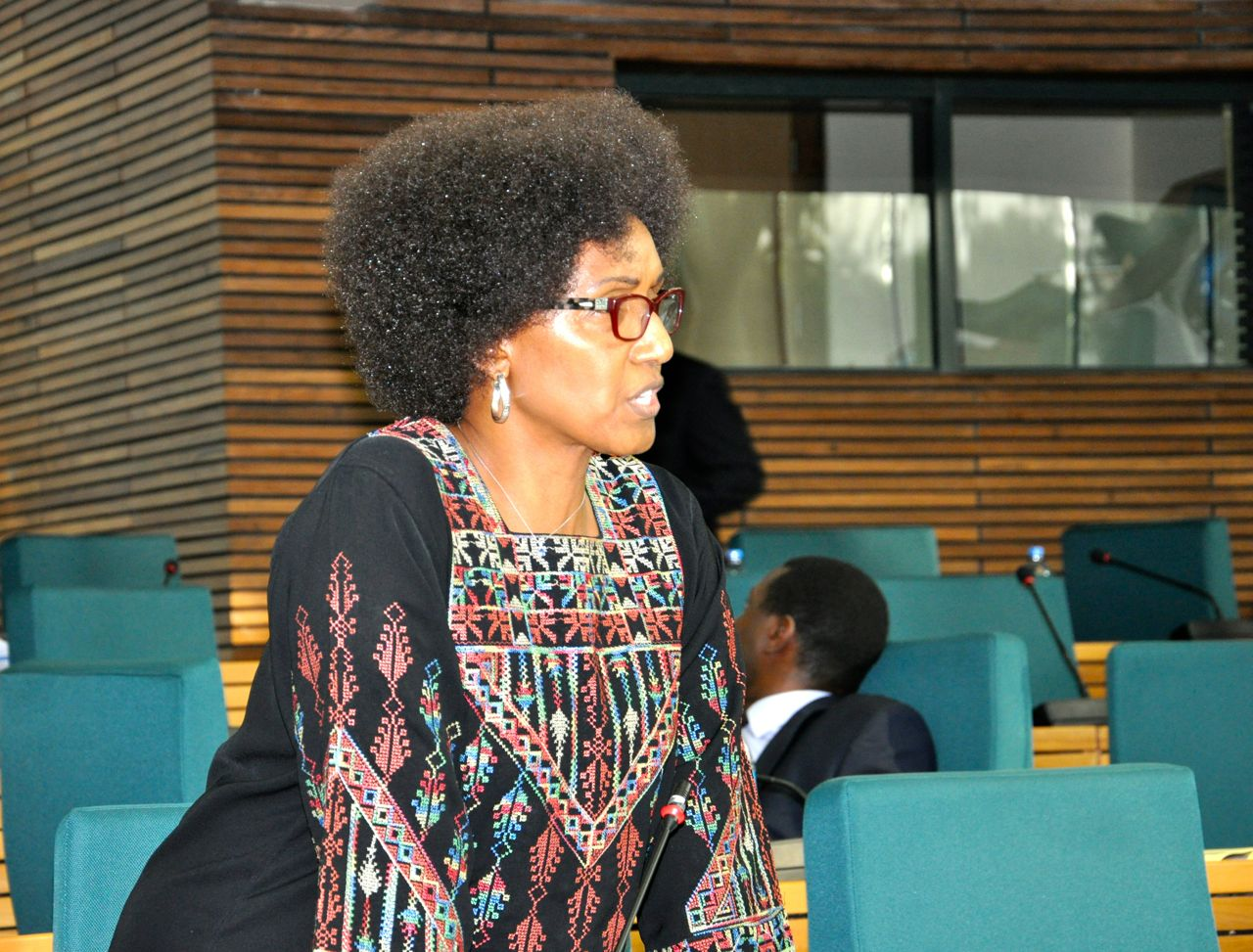 Hon Dr Kessy Nderakindo contributes to the debate on the Audited Accounts