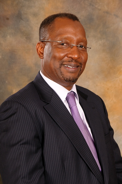 PROMISING: NSSF Managing Director Richard  Byarugaba