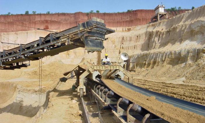 Huge multi-million dollar mining